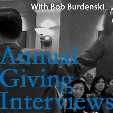Annual Giving Interviews With Bob Burdenski